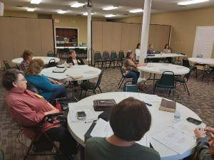 Women's Bible Study - Vessels of Grace First Day 04