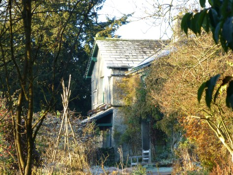 Beatrix Potter's House, Hill Top at Near Sawrey