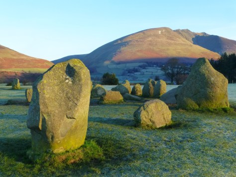 Castlerigg and Blencathra