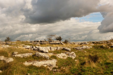 Limestone Pavements on Hampsfell