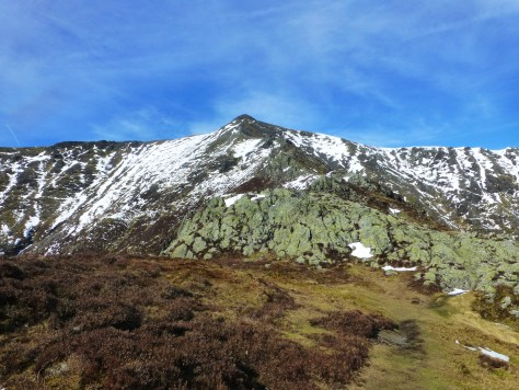 Halls Fell Ridge, Blencathra