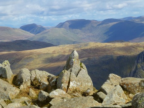 Fairfield and St Sunday Crag