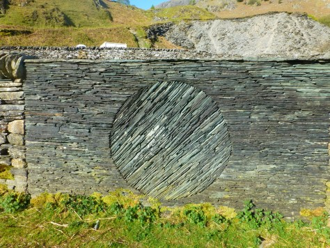 Andy Goldsworthy Sheepfold, Tilberthwaite
