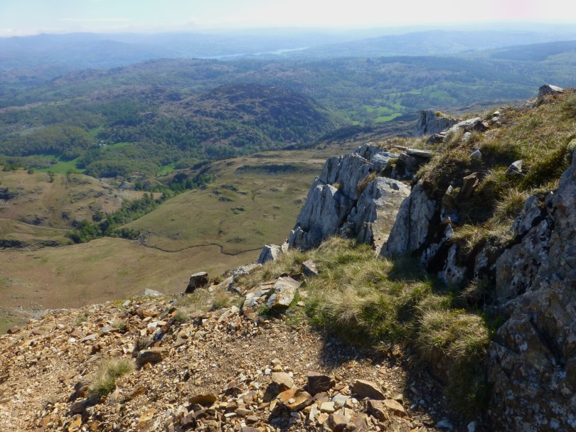 View from Steel Edge, Wetherlam