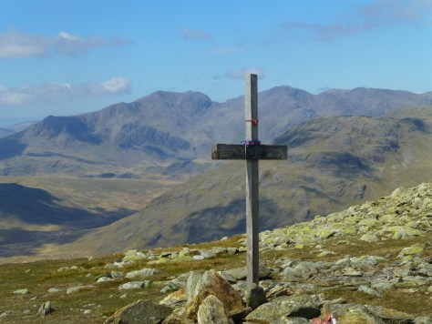 Mountain Top Memorial, Great Carrs