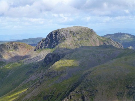 Great Gable from Pillar