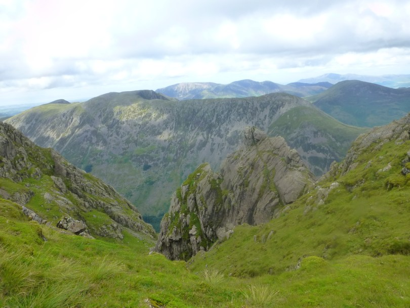 The High Stile Range