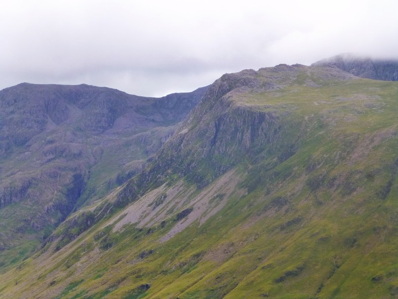 Red Pike from Stirrup Crag