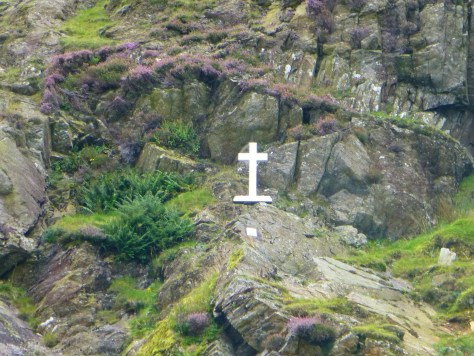Fanny Mercer's cross