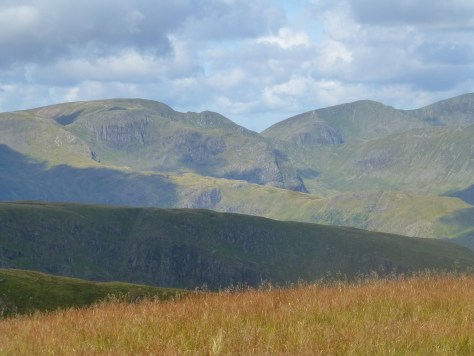Fairfield from Thornthwaite Crag