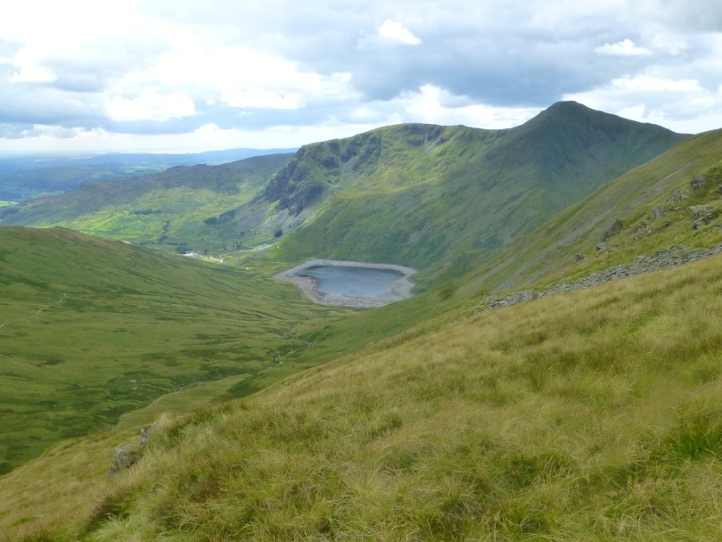 Ill Bell & The Kentmere Reservoir