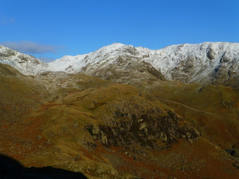 Wetherlam from the Old Man