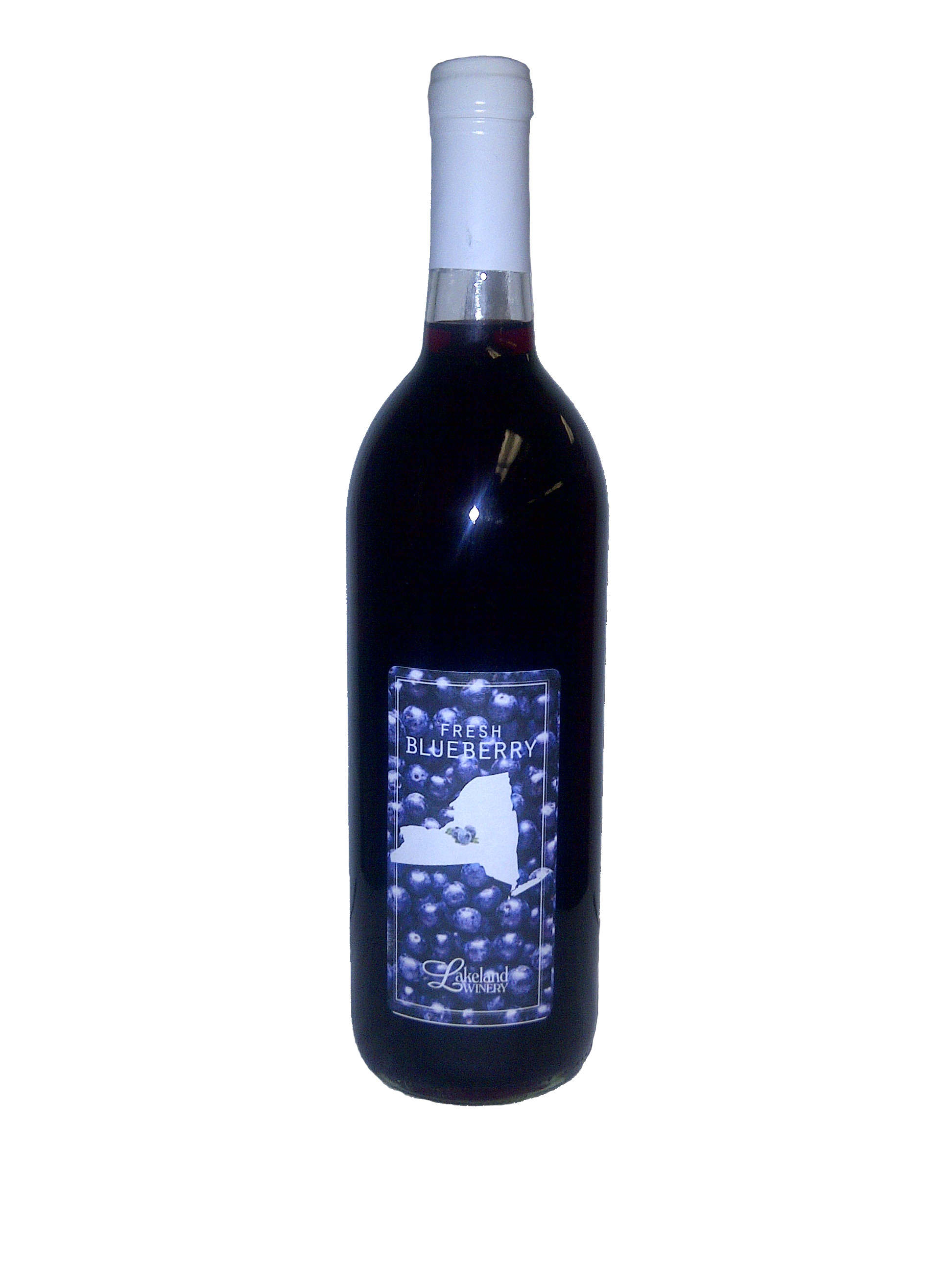 A Sweet Fresh Blueberry Wine Treat For Valentines Day