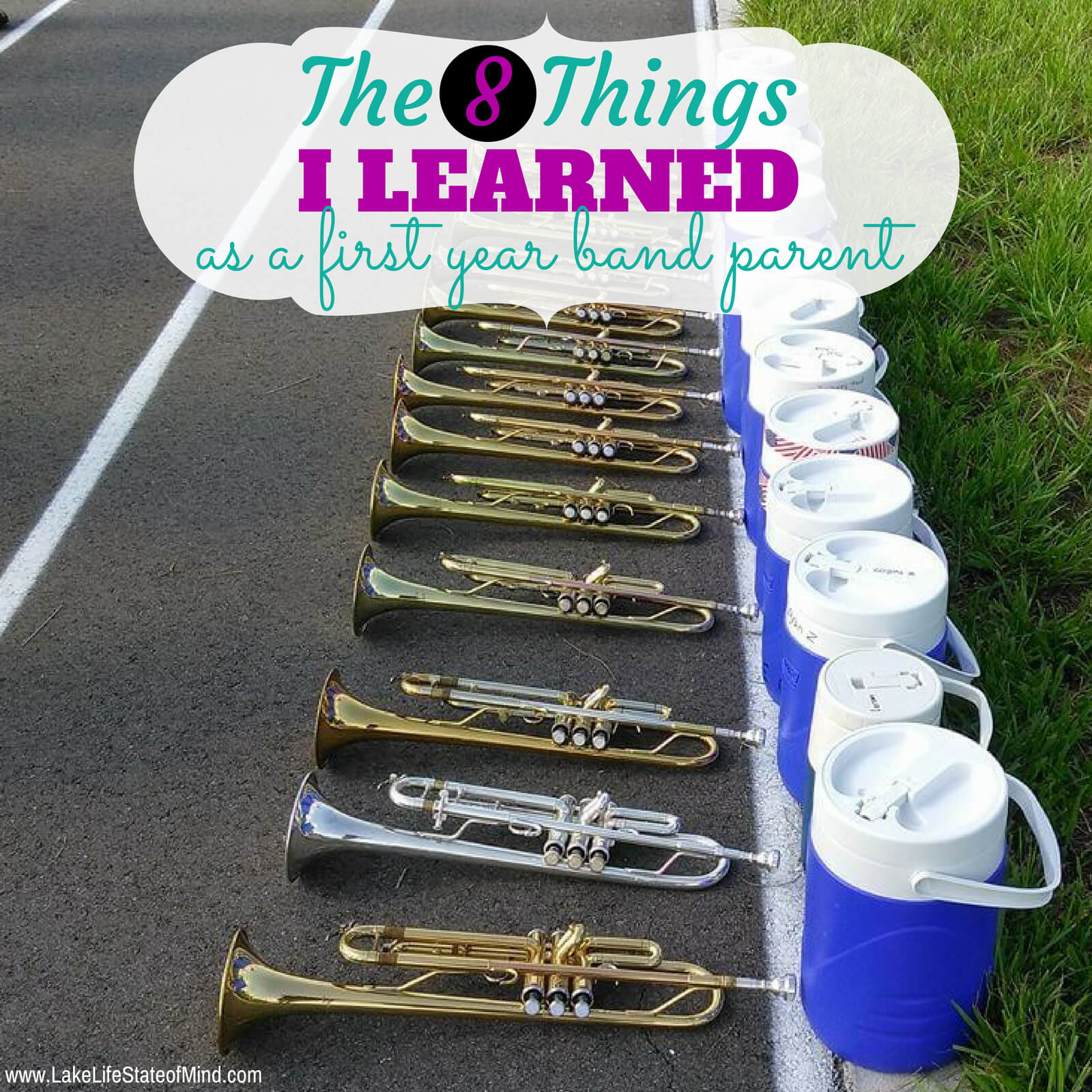 What I Learned As A First Year Band Parent Lake Life State