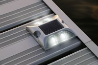 Waterproof Solar Deck Lights