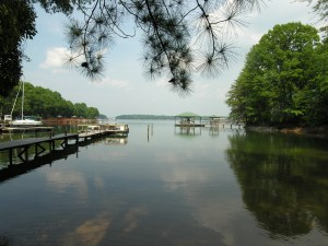 Waterfront Lot in Huntersville