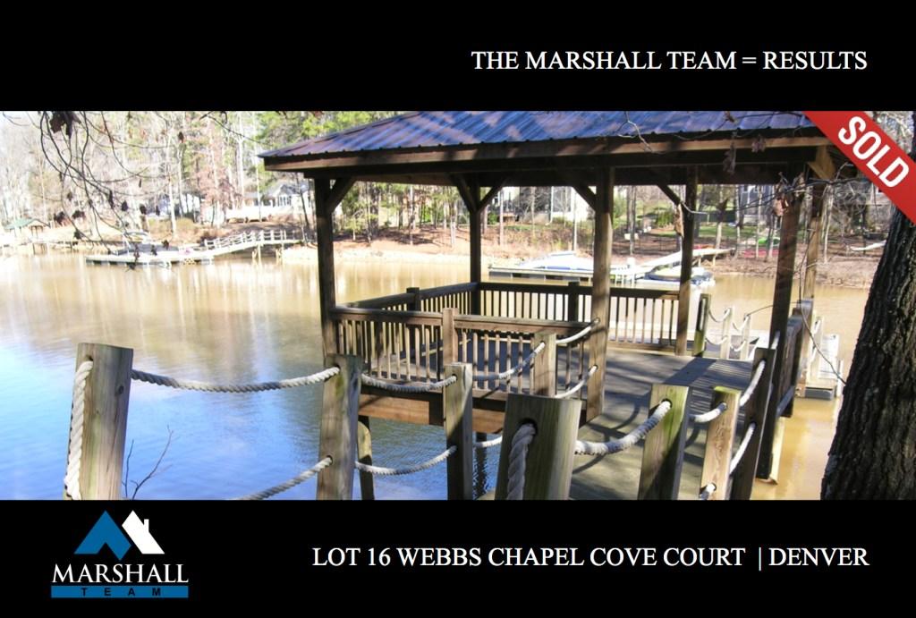 Webbs Chapel Cove Court SOLD
