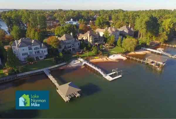 Lake Norman Waterfront Homes Real Estate