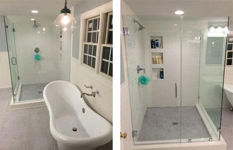 Master Bathroom Remodel in Greensboro NC