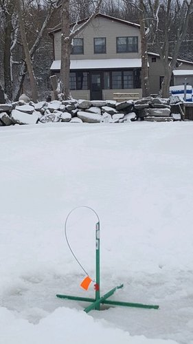 Ice Fishing Rental Chaumont Bay Classifieds Buy Sell
