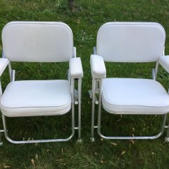 Folding Lawn Chairs Ontario Set Of 6 Antique Oak Dining Pair Deck Classifieds Buy Sell Trade Or Rent There Is A Small Hole In The Back One Chair Visible On Pic Left Local Pick Up Only I Am Buffalo Area Call With Any Questions