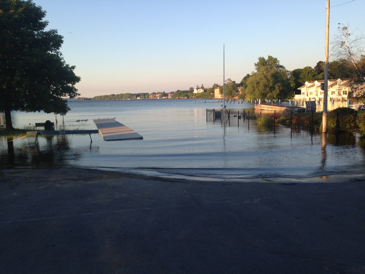 Henderson Harbor And Stony Creek Boat Lauches Open Lake