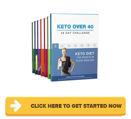 Download Keto Over Forty 28-Day Challenge PDF