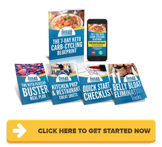 Download The Over 40 Keto Solution PDF