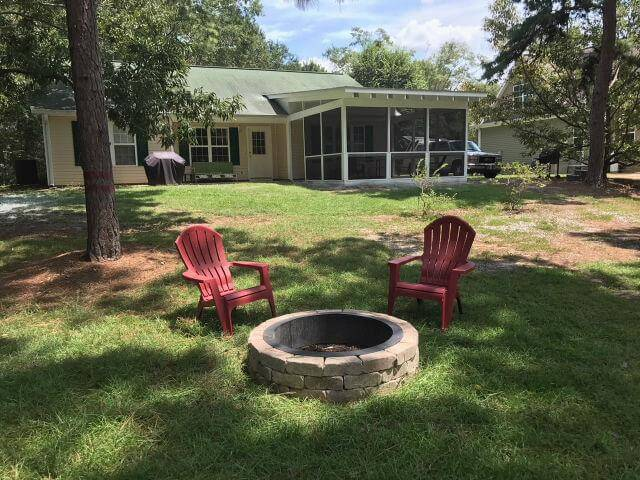 lake seminole vacation rental home