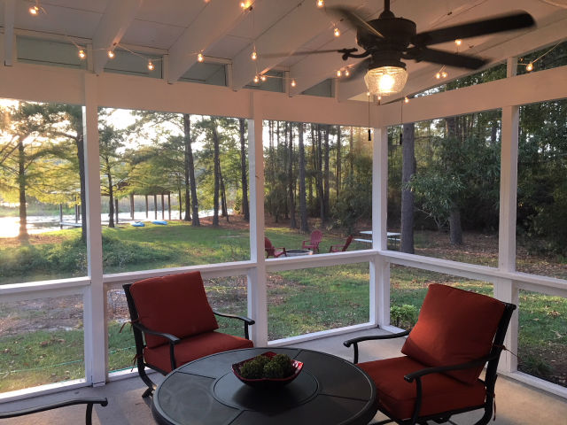 lake seminole vacation home