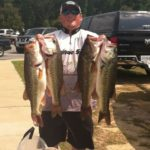 Bass Fishing in Lake Seminole