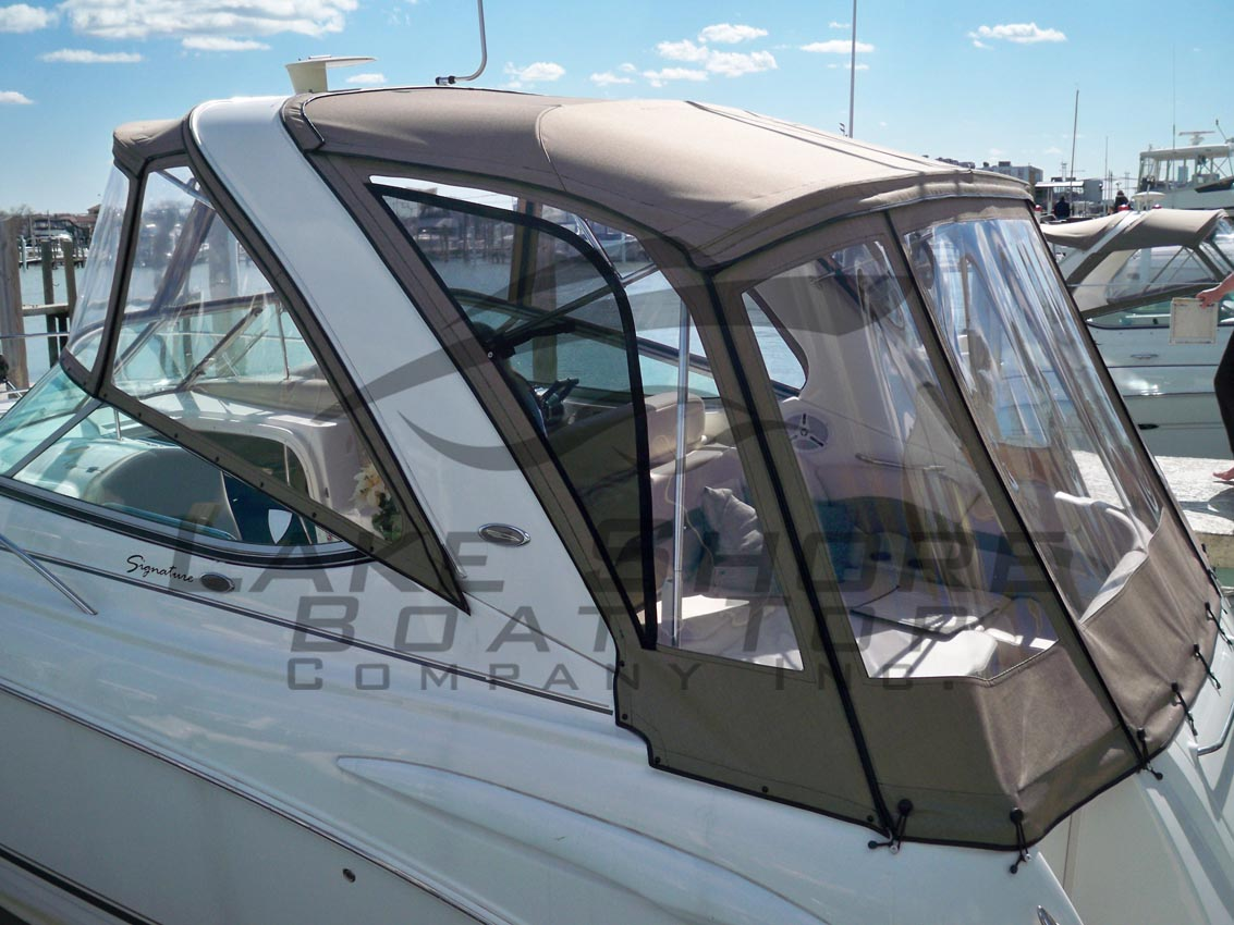 Tops Amp Enclosures Lake Shore Boat Top Company Inc