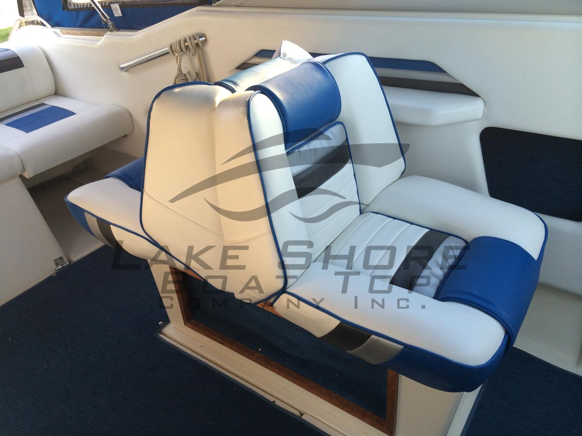 used captain chairs for boats best budget office chair sea ray replacement seat covers velcromag