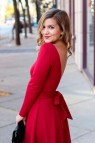 Christmas Red Holiday Dresses