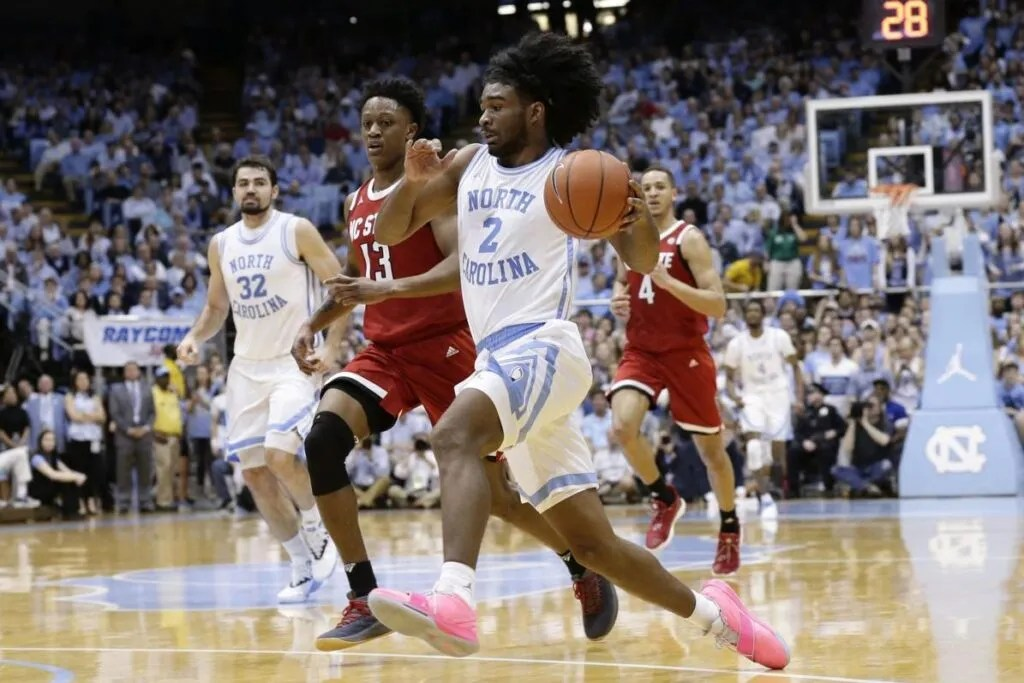 Coby White, North Carolina Tar Heels