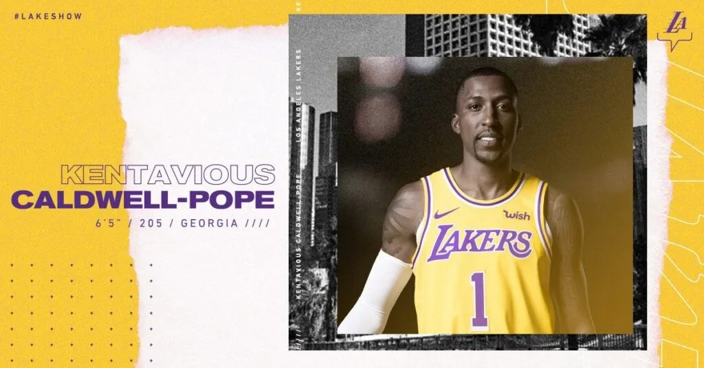 Kentavious Caldwell-Pope