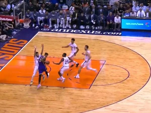 Kyle Kuzma, Los Angeles Lakers vs Phoenix Suns