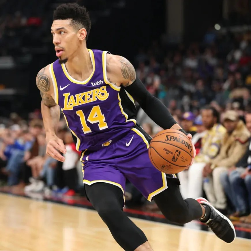 Danny Green, Los Angeles Lakers vs Memphis Grizzlies
