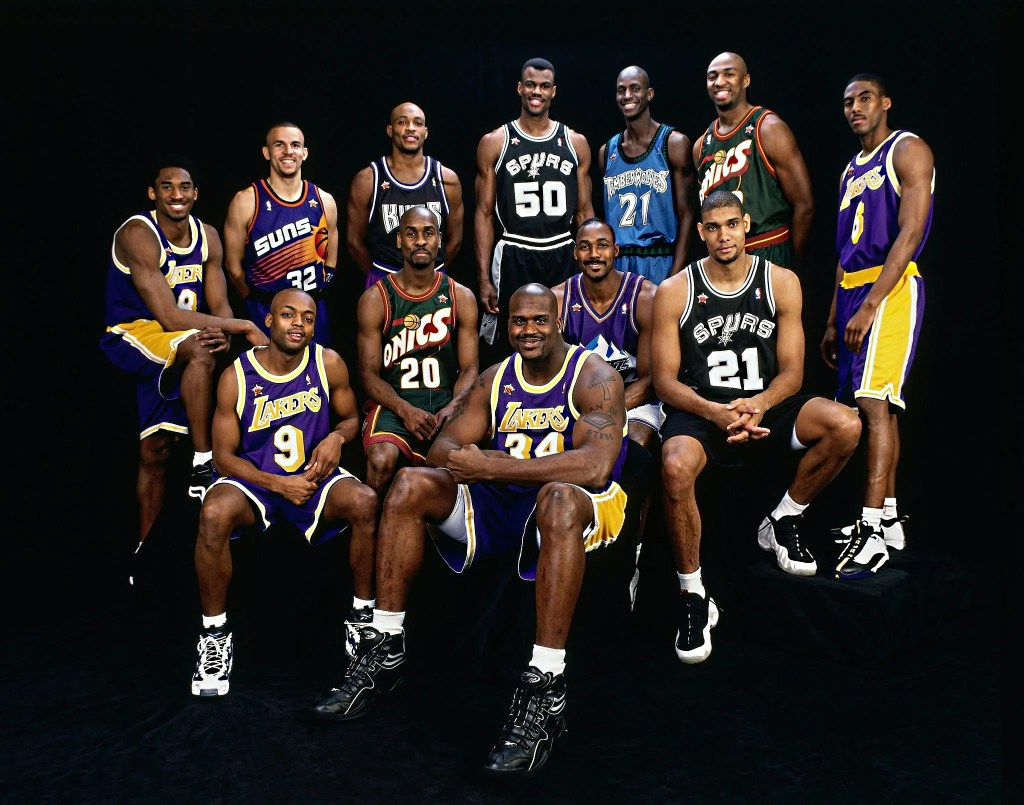 1998.02.08 Western Conference All-Stars