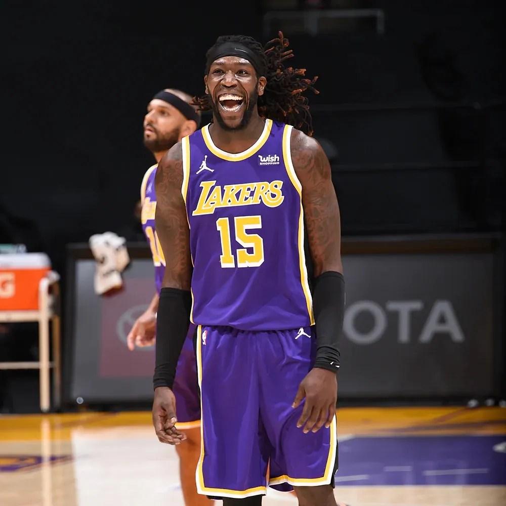 Montrezl Harrell, Los Angeles Lakers vs Chicago Bulls