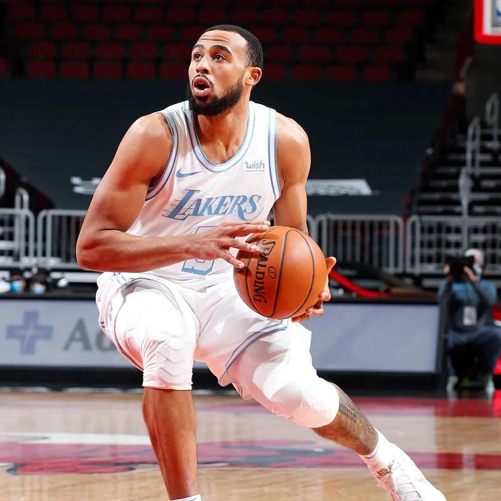 Talen Horton-Tucker, Los Angeles Lakers vs Chicago Bulls