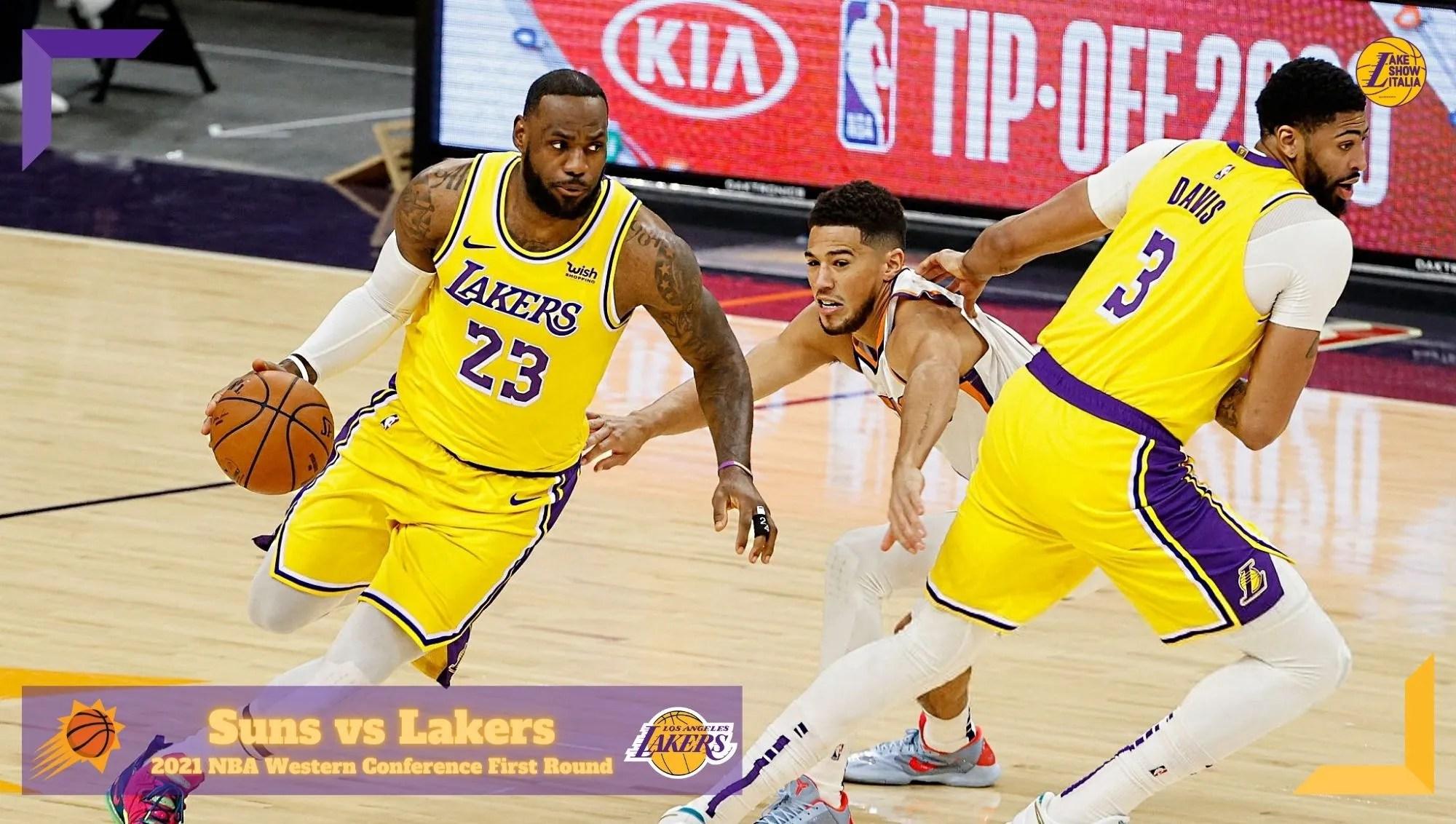 Suns vs Lakers non è solo James vs Paul, ma un match a scacchi tra due squadre molto diverse e due franchigie che hanno costruito una rivalità storica.