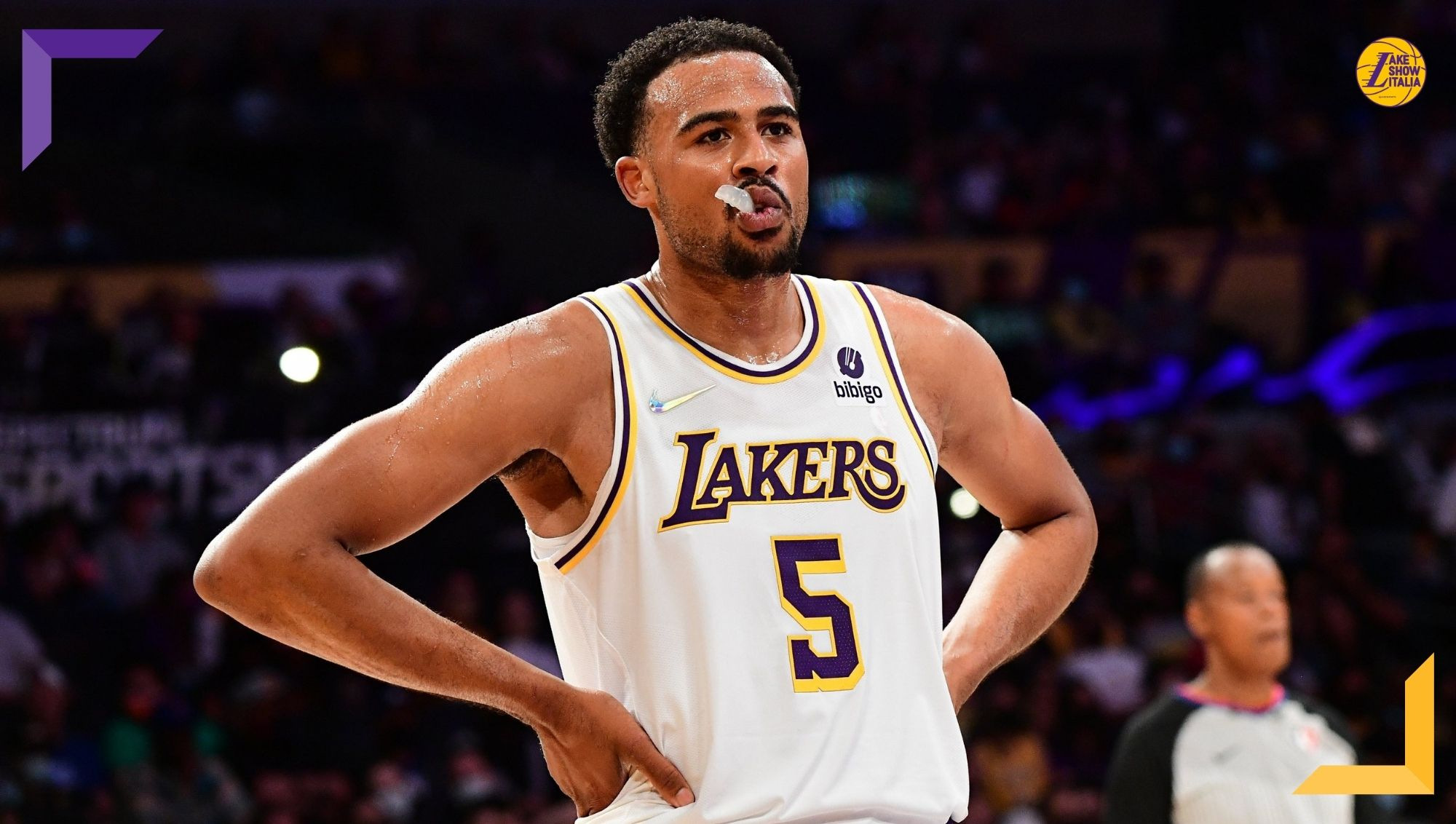 Il tipo di infortunio e i tempi di recupero di Talen Horton-Tucker, che salterà tutta la prima parte di stagione dei Los Angeles Lakers.
