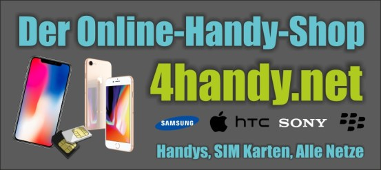 4handy.net der Online-Handy-Shop