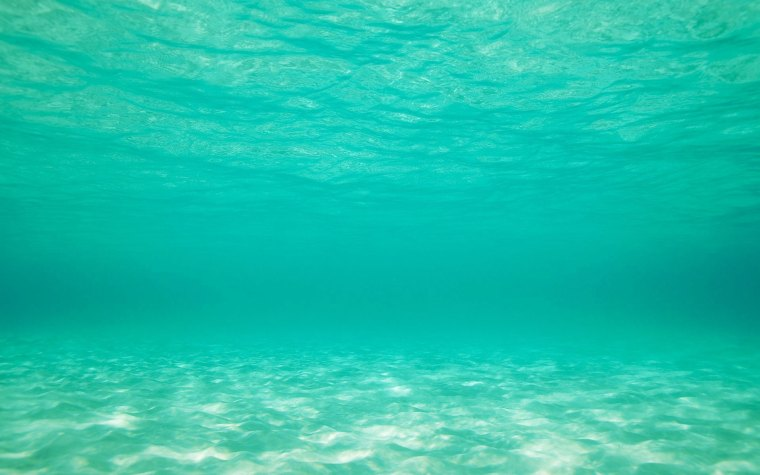 Under the Ocean Surface