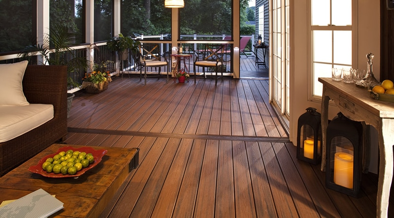 Composite Decking  Lakeside Lumber The Northwests