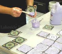 Making Ceramic Tile | Working with Slab and Flat Forms ...