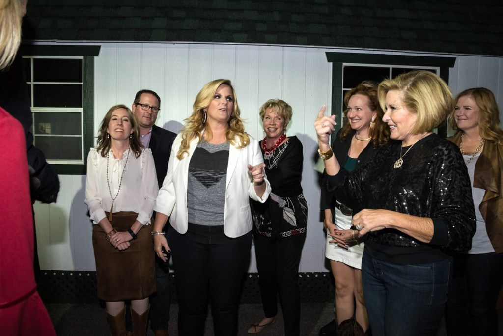 Rock the Cradle with Tricia Yearwood and Cordia Harrington