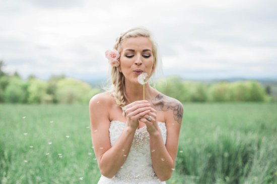 Inspired Wedding Photo Style Shoot