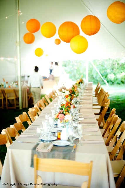 Table Rentals NH  Lakes Region Tent  Event